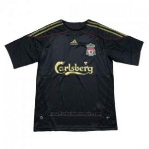 Camiseta Liverpool Segunda Retro 2009-2010